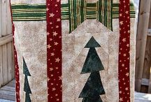 Christmas ~ quilts & sewing / by Cynthia Schaafsma