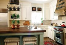 Kitchen / My kitchen dreams / by Laura Pease
