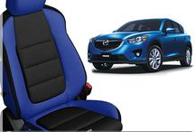 Mazda Interiors / Just a few of our available leather packages - we ship for free to Canada and the United States - we also ship Worldwide !  canadaseatskins.com