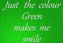 20 Green - Groen