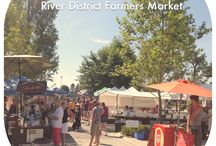 Events / Farmers Markets, Chair Massage etc