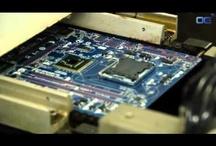 Hardver gyártás / Hogyan gyártják a számítógépek alkatrészeit (computer hardware manufacturing process)