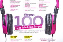 Workout song list