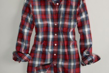 Obsession with Plaid / by Glenda Holcomb