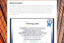 The story from the colors box eTwinning project