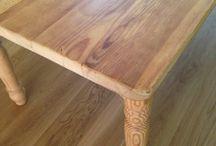 custom furniture {rustic rooster interiors}