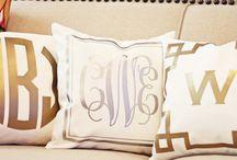 Pillows / by Ingrid Jackovitch