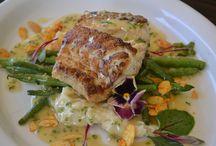 Fish/Seafood Entrees / by Eva Lagudi-Devereux