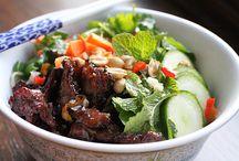 Vietnamese foodie goodies/main dishes