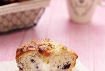magdalenas / muffins