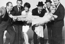Wicked Dreams of Paula Schultz / Pictures from the film, starring Hogan's Heroes stars Bob Crane, Werner, Klemperer, John Banner, and Leon Askin, and also Elke Sommer.