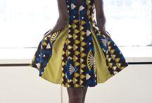 tenu africaine