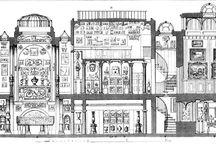 Sir John Soane's house into a museum on Lincoln Inn Fields