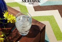 "#OutdoorBliss #Mohawk and ""I love this indoor/outdoor rug! / by Rajee Pandi"