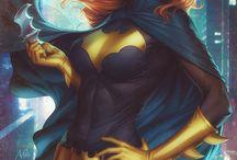 Batgirl / Superwoman