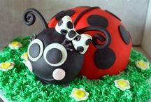 Cakes / by Kristi Beavers