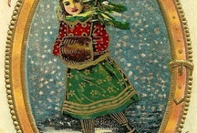 Cards | Christmas 2 / New and vintage christmas cards