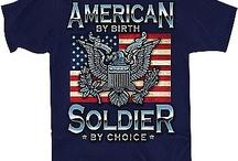 American Tshirts / by Constantine Dehn