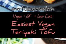 Vegan Japanese Recipes / Sushi, noodles, tofu - Japanese food has so much to give which is why we've collected our favourite Japanese vegan recipes below.  #vegan #veganfoodshare #vegetarian #japanesefood #japaneserecipes