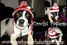 Crochet and Crafts / Patterns I like and things I make.  Most will be dog and cat related.