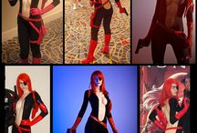 Cosplay/Halloween Ideas / by Tina Henry