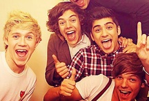 One Direction / Its all about the boys.