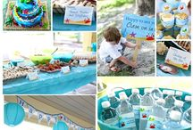 Birthday Parties for the Boys / Birthday party idea's for my little men