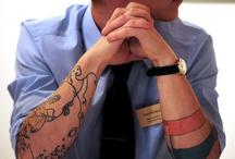 tattoos :D / by Juan-Renier Greeff