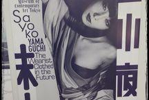 Sayoko  Yamaguchi / Japanese Model