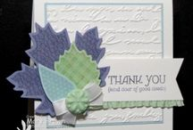 Stampin' Up! - Thank You