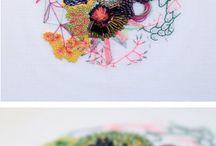 刺繍 n&K