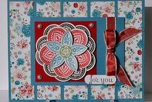 Triple treat flower stamp / by Linda Lafreniere
