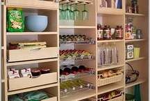 Kitchen organization / by Hanna Sigge