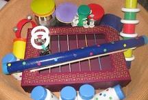 muziekinstrumenten / muziekinstrumenten