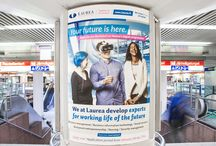 Your Future Is Here / Laurea University of Applied Sciences operates and is visibile throughout the metropolitan area in Finland. Find you future here. See where we are.