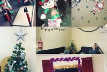 Christmas Entries #DeckYourHalls / Entries for our annual Christmas competition.