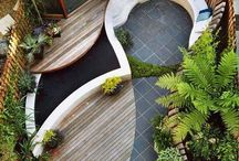 Garden modern