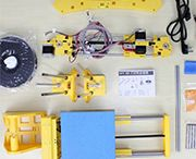 CoLiDo DIY / It is fun and playful! CoLiDo DIY is the best for learning and sharing more about 3D printing. Assemble this 3D printer manually.  For more information contact us: social@smartprint-uk.com