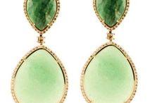 Slices  / Sliced Sapphire Jewelry