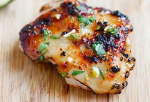 Chicken Recipes / by Sherry Lawson-Anderson