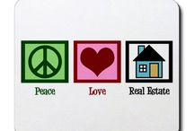 Peace, Love and Real Estate / Galleria Agents are all about keeping the peace and love when it comes to their clients.