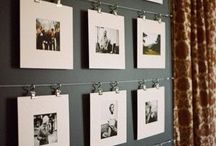 Fotowall / Gallery wall