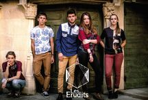 #LOOKBOOK A/W 2014/15_ / LES ERUDITS - COLLECTION SUBVERSION
