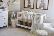 lasten tai vauvojen huone