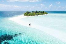 ≫ travel beach.
