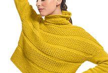 knitting Bergere