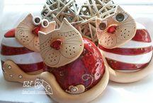 Cats and Ceramic