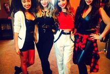 LITTLE MIX!!:) / Jesy, Jade, Leigh Anne, and Perrie. Also known as the best girl group ever.. LITTLE MIX!!:) / by Mal Mal✌️ B.