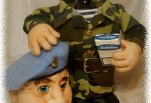 куклы с бутылкой . На 23