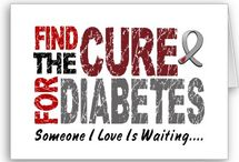 Dealing with Diabetes / Our lives changed in 2007 when my husband was diagnosed with Type I Diabetes.  We've stopped asking how it happened, and started learning to live with it.